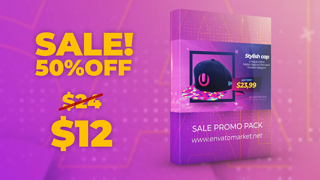 Black Friday Sale Promo Slideshow - 2