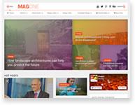 MagOne-响应式新闻和杂志博客模板[更至v7.3]插图10