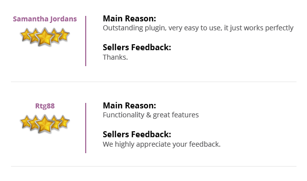 Clients And Customers Feedback WP WOO SMS Plugin Review