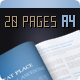 Brochure Tri-Fold A4 Series 2 - 1