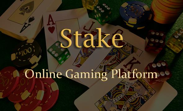 Stake - Online Casino Gaming Platform