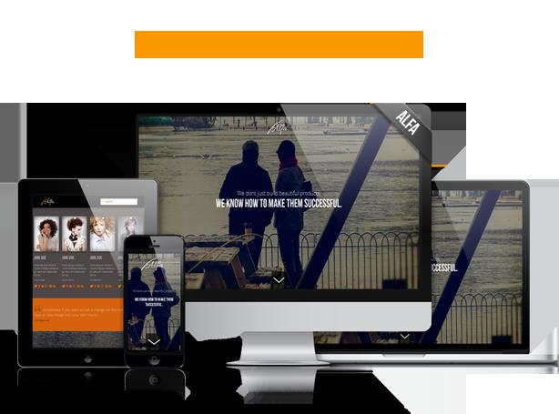 Alfa Responsive OnePage Wordpress Theme - 9