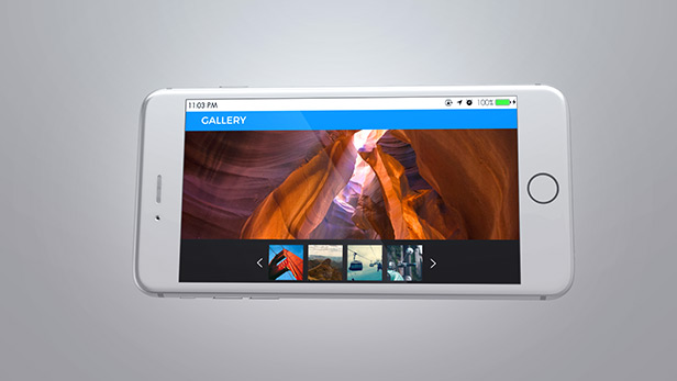 Mobile App Promo - 9