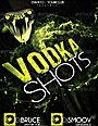 Vodka Shots Flyer Template PSD