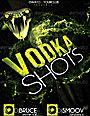 Vodka Shots Flyer Template PSD