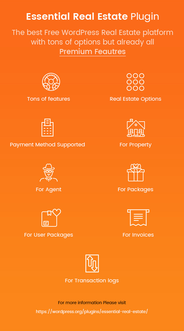 Click to download Essential Real Estate plugins