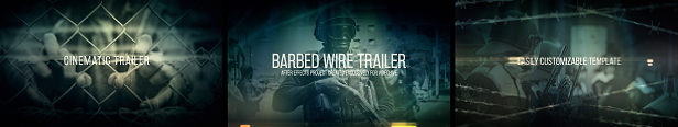 Barbed Wire Trailer