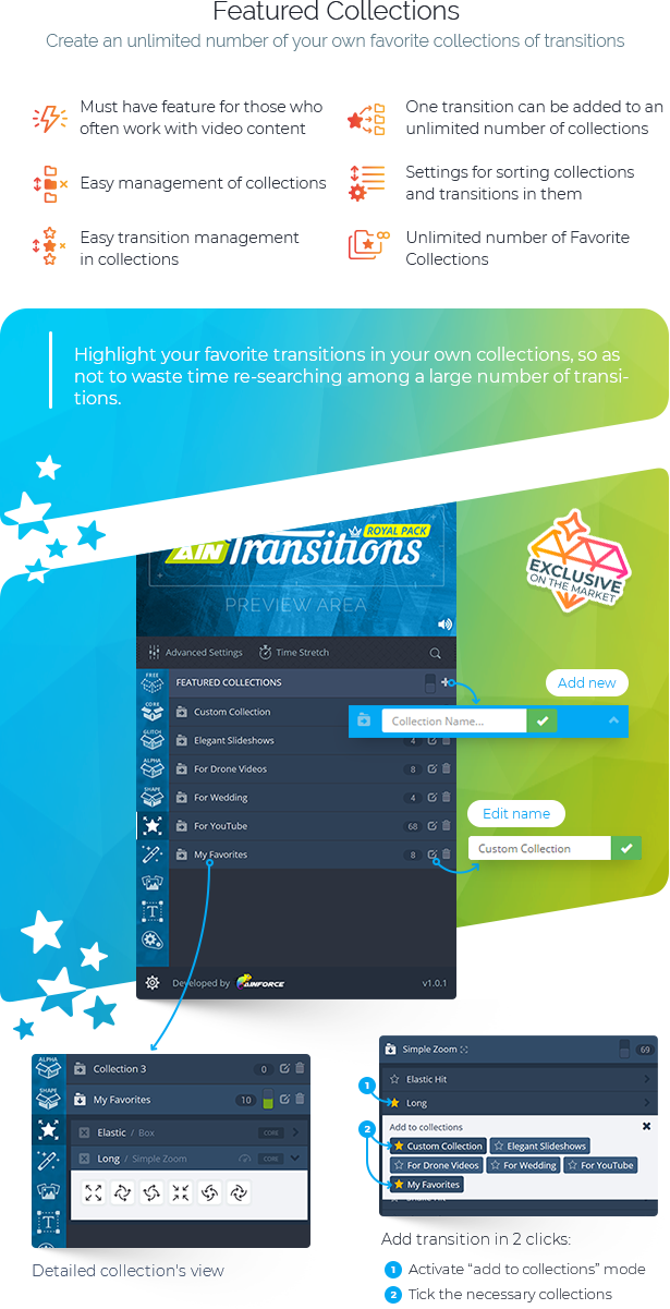 AinTransitions   Ultimate Multipurpose Transitions Pack - 17