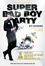 Party Flyer - 23