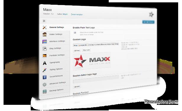 Maxx - Responsive Creative Wordpress Theme - 11