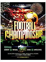 Summer Games Poster/Flyer - 5