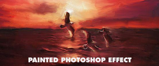 Watercolor Photoshop Action - 20