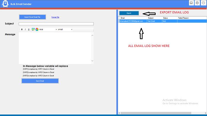 BULK EMAIL Marketing Software - 6