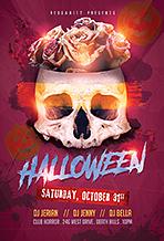 Halloween Flyer - 18