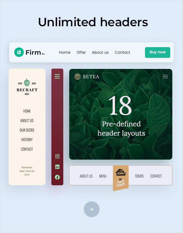 Betheme   Responsive Multipurpose WordPress Theme - 14