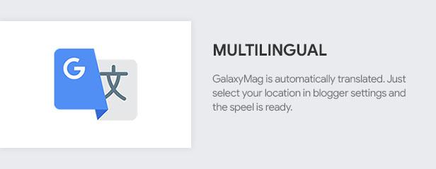 Multilingual Template