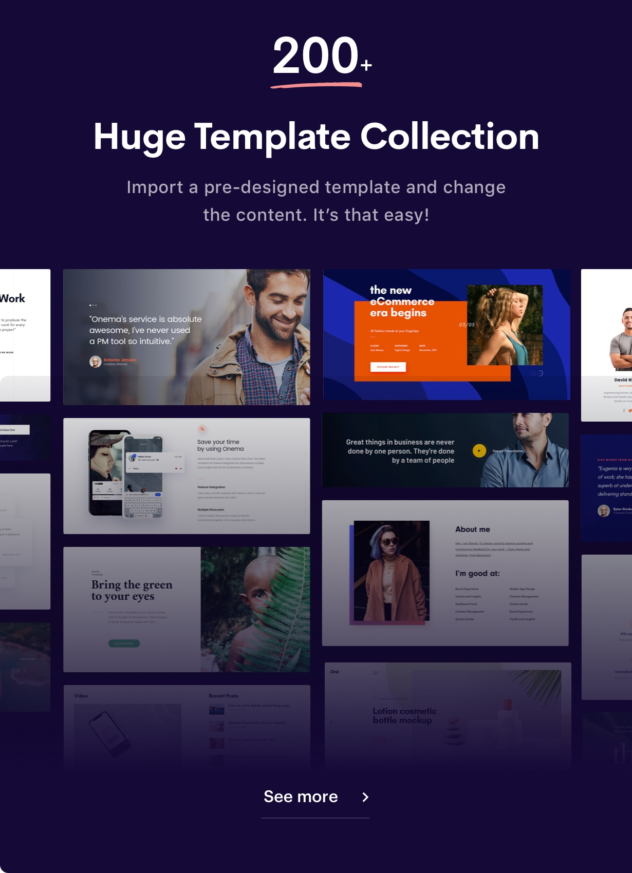 Ave - Responsive Multi-Purpose WordPress Theme - 18