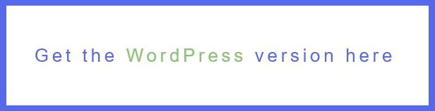 Membership HTML template - 1