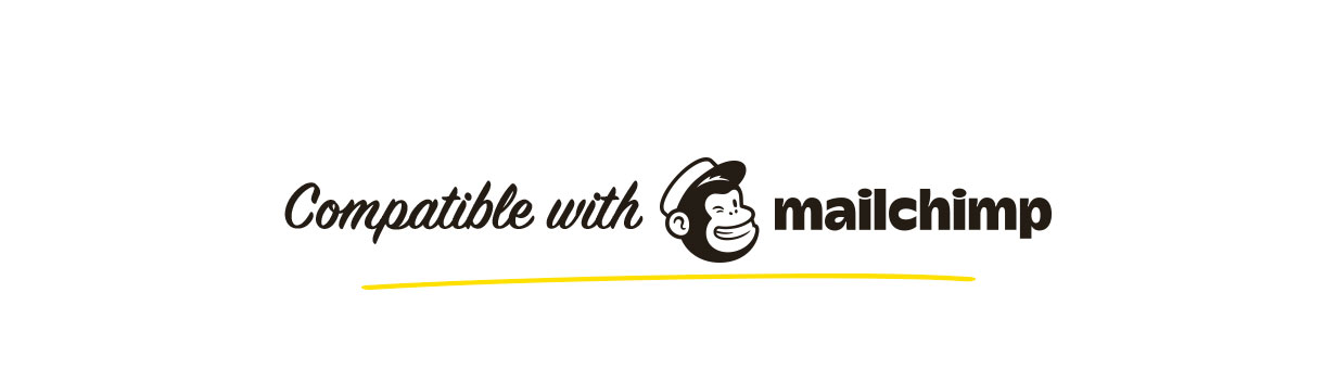 Konte WooCommerce theme - MailChimp supported