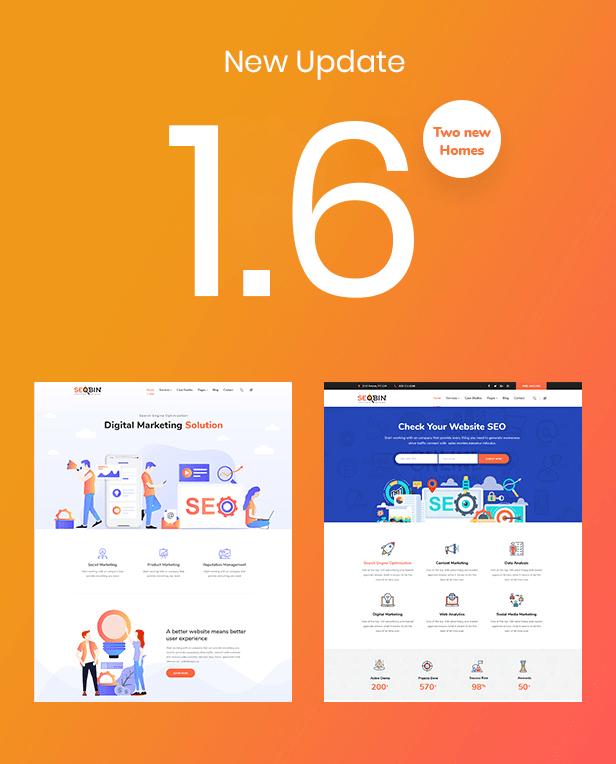 SeoBin HTML update