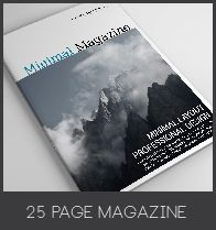25 Pages Interior Magazine Vol4 - 3