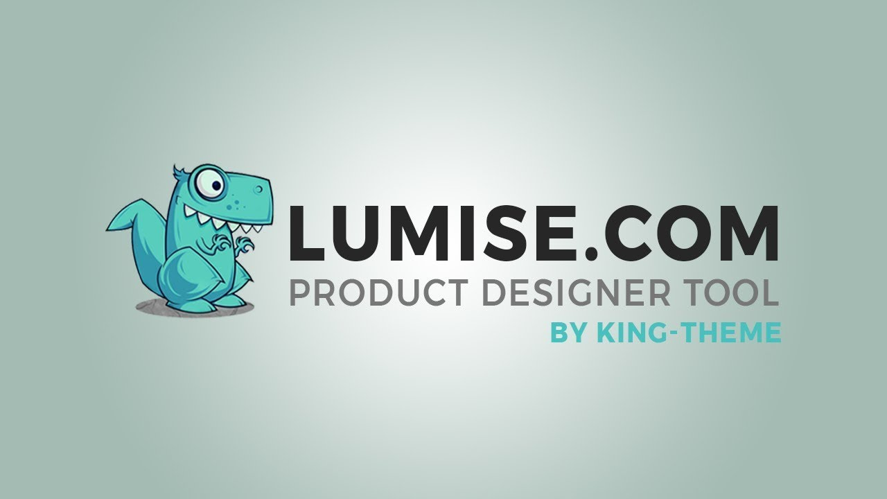 Vendors & Design Launcher Addon for LUMISE Product Designer - 3