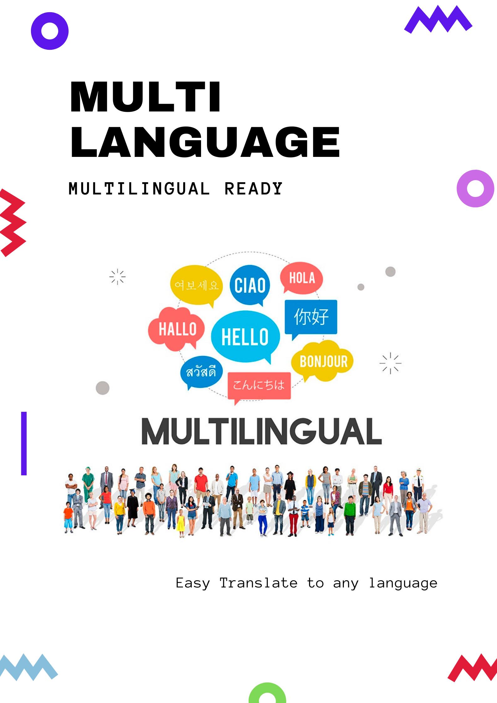Smartpanel - Multilingual