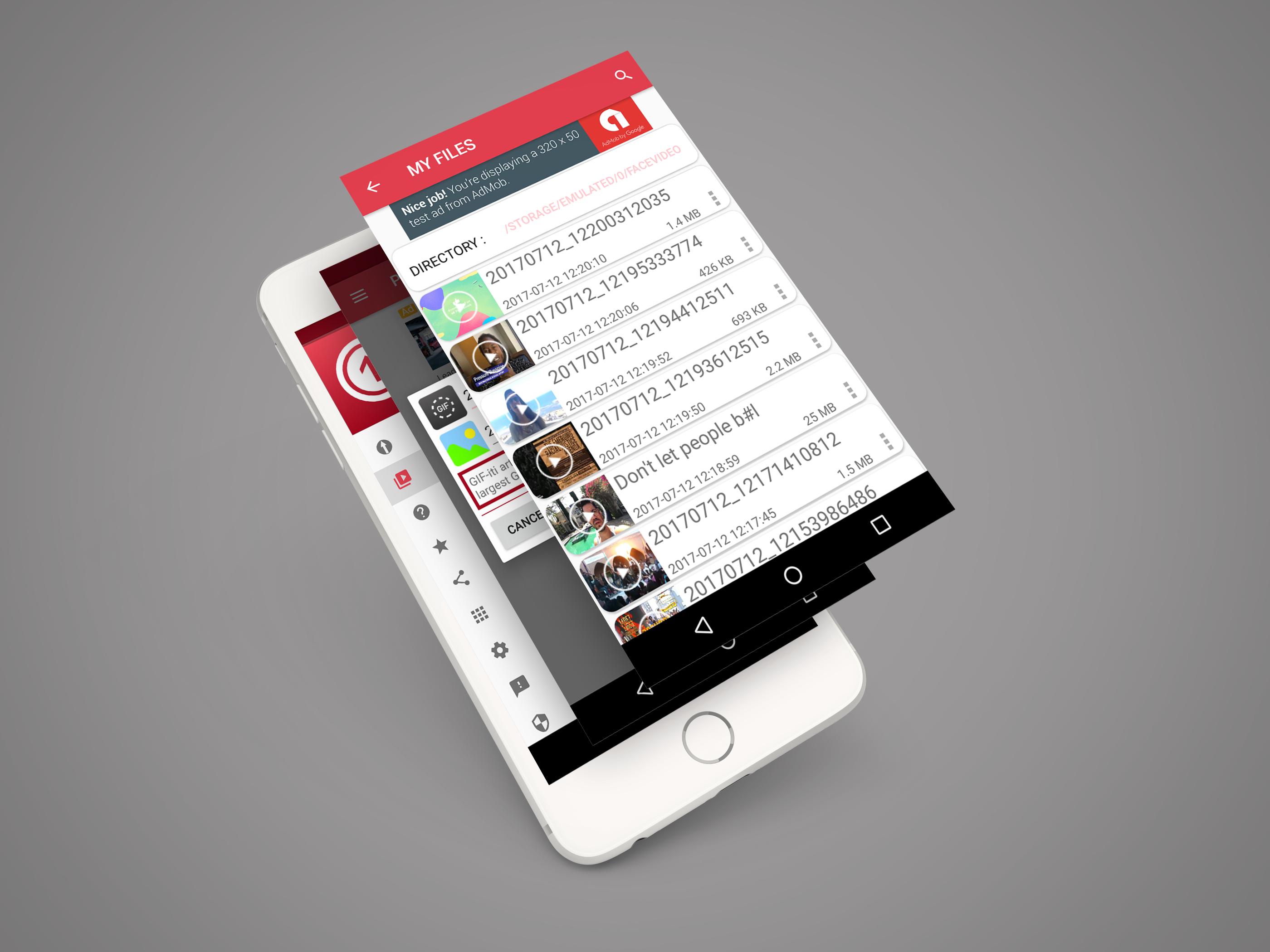Pinterest downloader photo & image with native ads - 1
