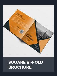Square Brochure - 13