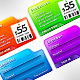 Glossy Web Boxes Pack - GraphicRiver Item for Sale