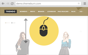 Trendo - Minimalist Moda Mağazası OpenCart Teması - 28