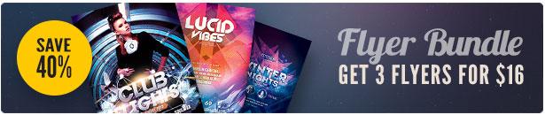 Party Flyer Bundle Vol11
