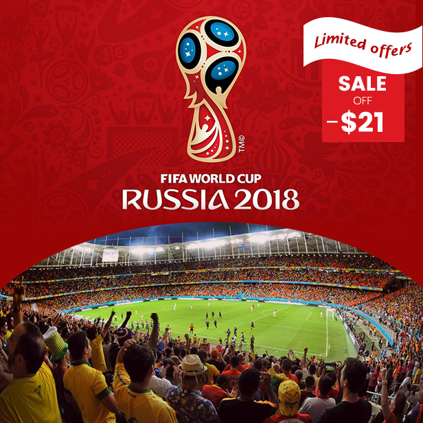 Banner World Cup 2018
