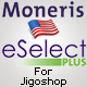 Moneris Direct US Gateway for Jigoshop