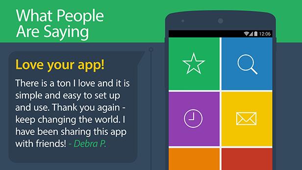 Mobile App Landing Page Promo - 15