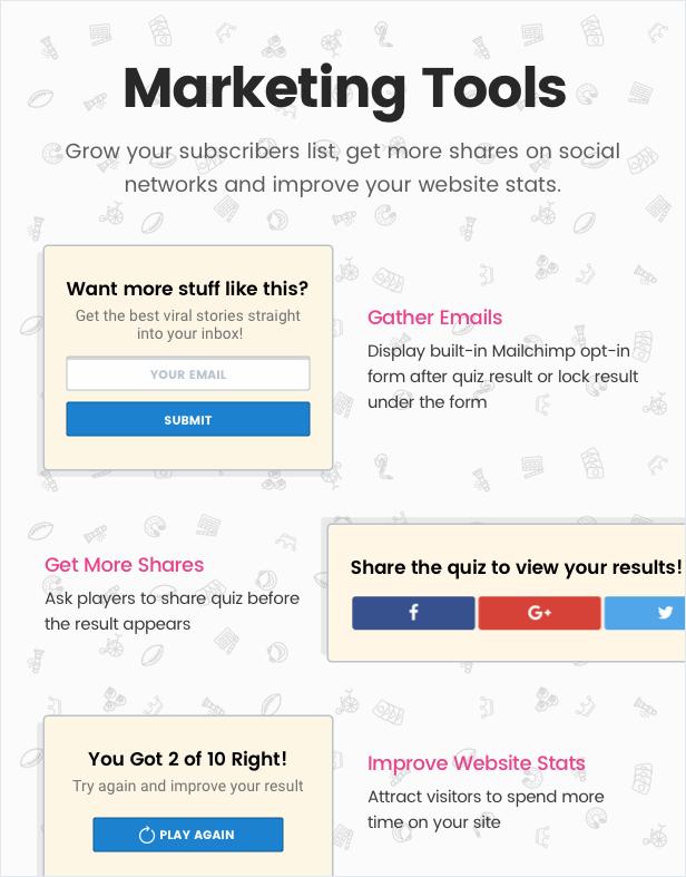 Viral Quiz Maker — OnionBuzz for WordPress - 6