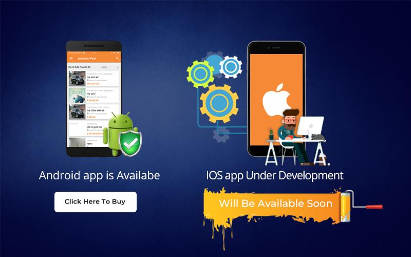 classified ads app