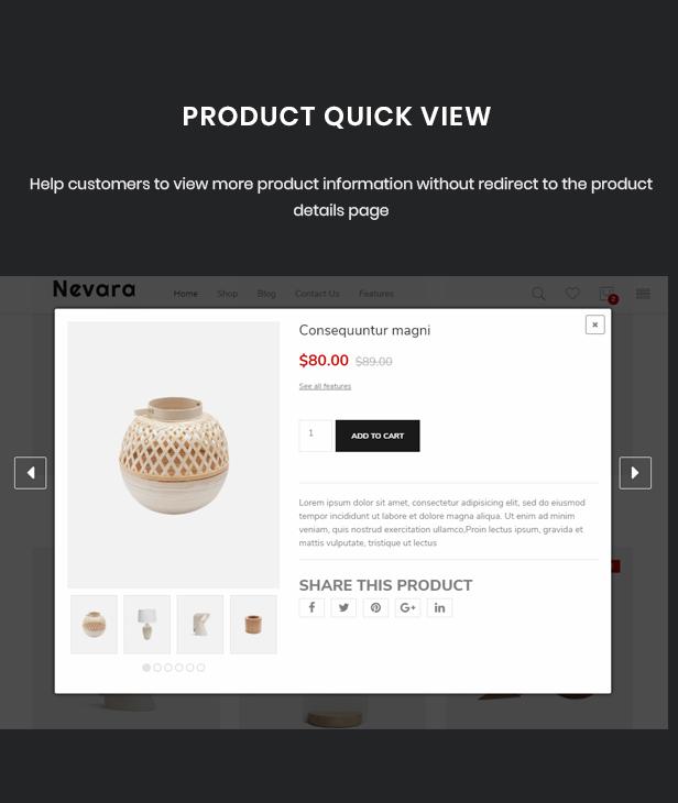 Nevara - Furniture Theme for WooCommerce WordPress 45