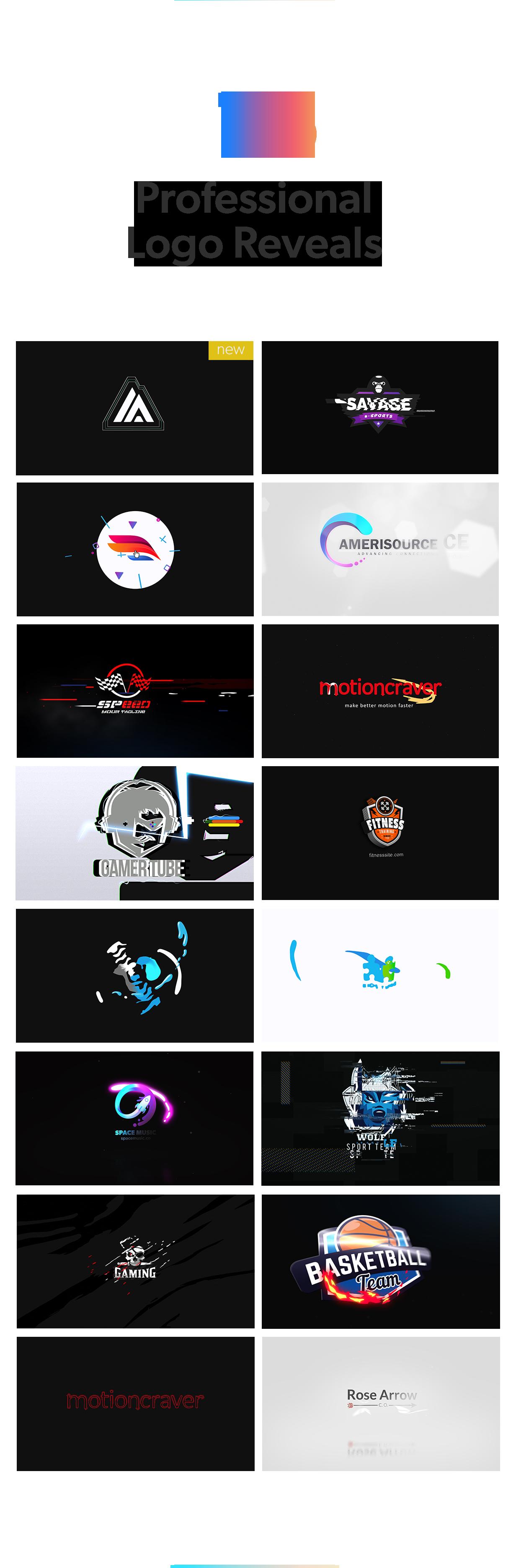 Logo Pro | Logo Animation Pack - 3