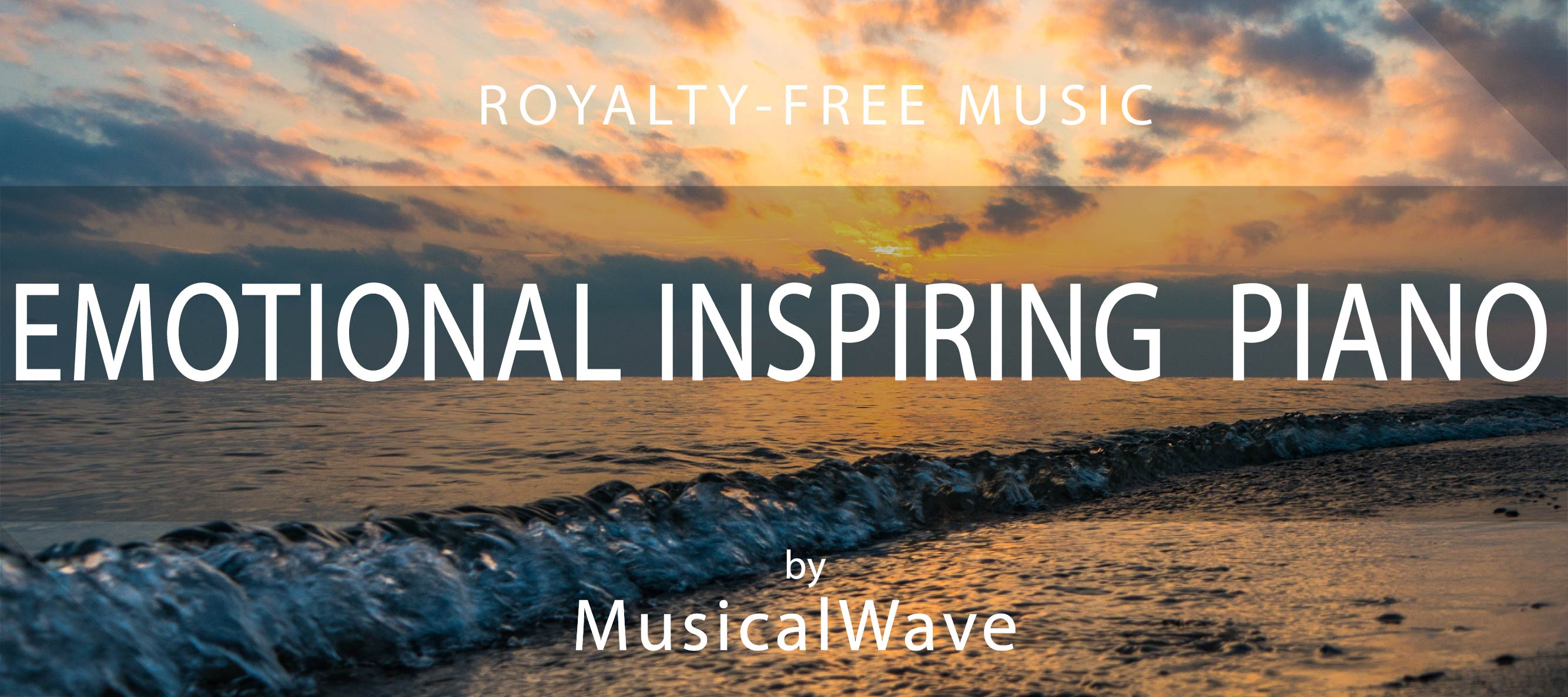 Emotional Inspiring Piano by MusicalWave | AudioJungle