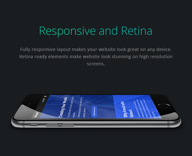 Fintech WP - Financial Technology and Services WordPress Theme - 8