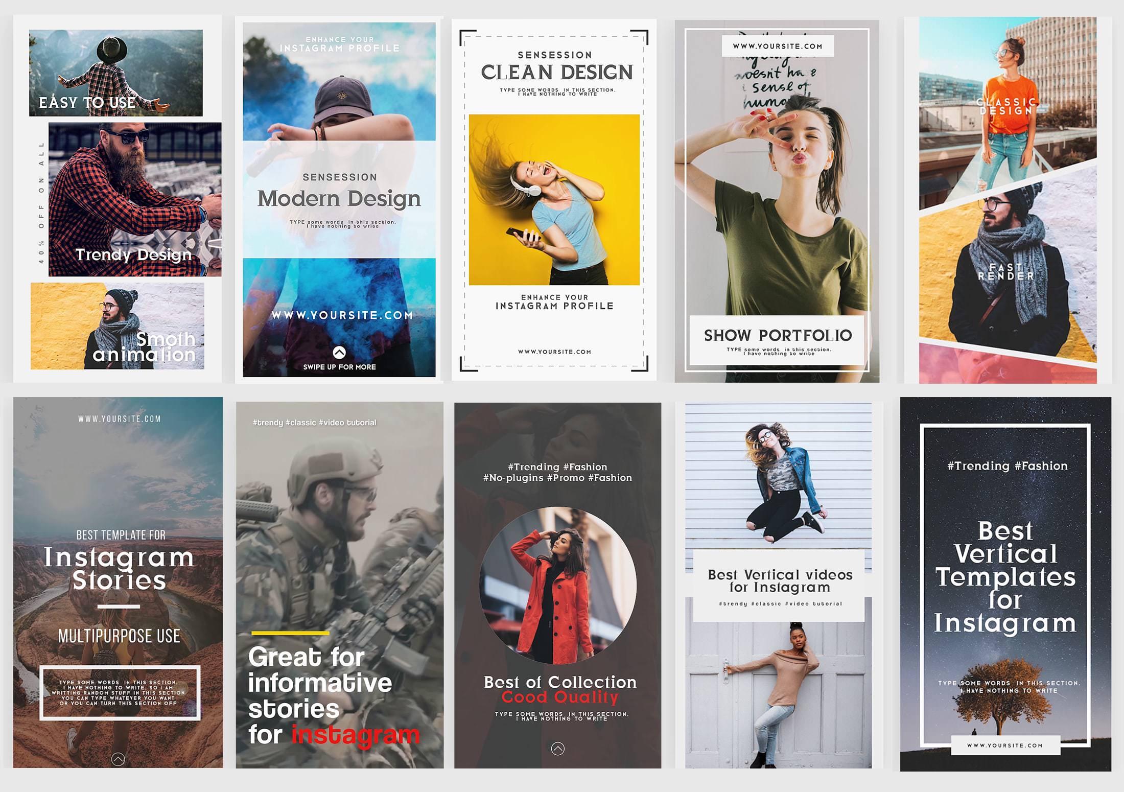 Instagram Stories V 2 by Media_Stock | VideoHive