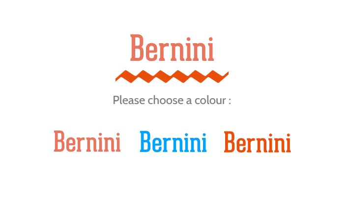 Bernini - Creative HTML5/CSS3 Theme - 3