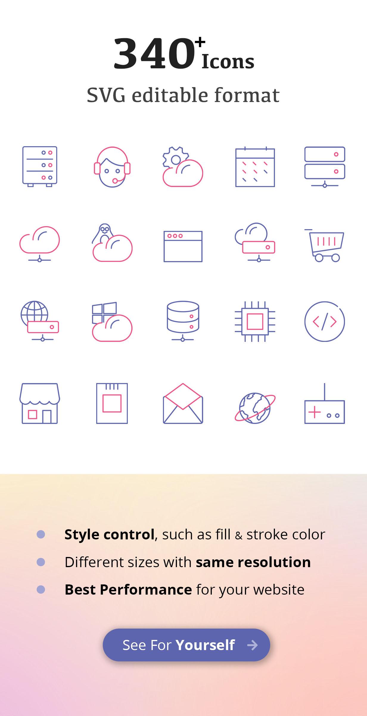 SVG Icons