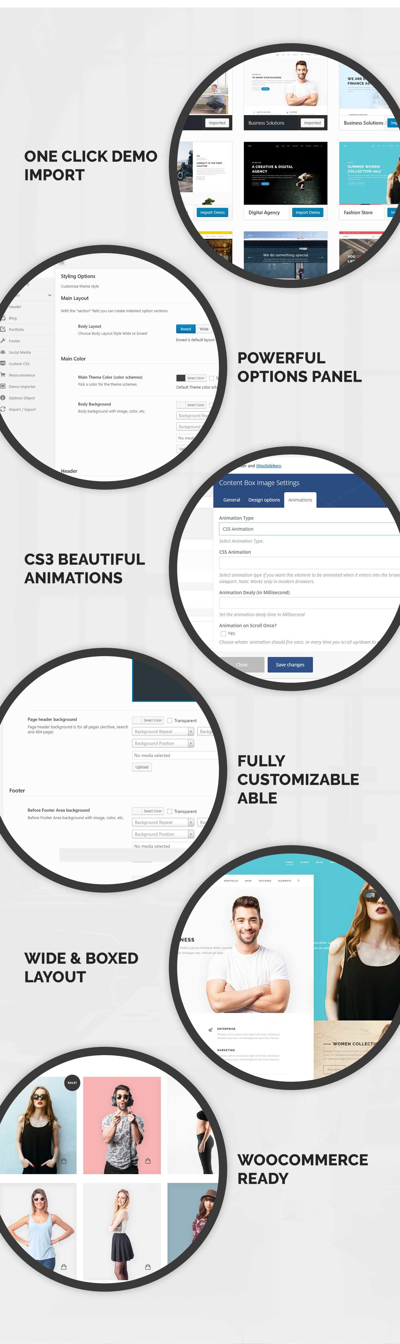 Vivid - Unique Multipurpose Theme For Creative Portfolio & Businesses - 4