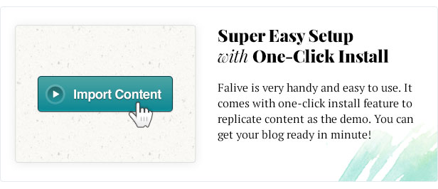 Falive - Beautiful Creative & Fashion Blog Theme - 10