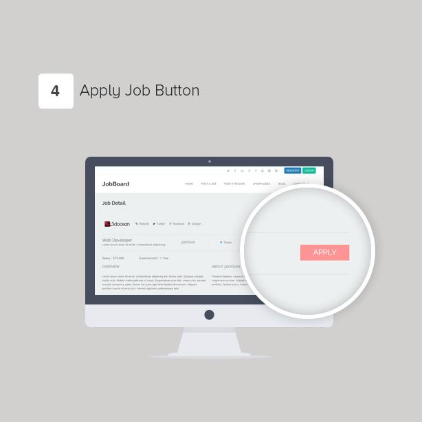JobBoard - Responsive Recruitment Directory WordPress Theme - 5