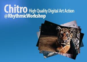Chitro - High Quality Digital Art Action