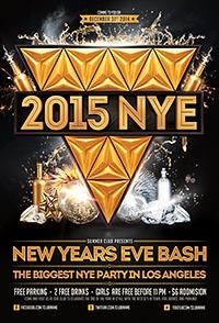 NYE Tri 2015