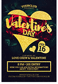 Valentine Flyer Bundle - 1